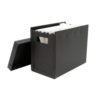 Låda med hängmappsystem. Bild från granit.com